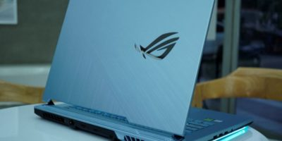 Laptop ROG Strix G G531GW Glacier Blue